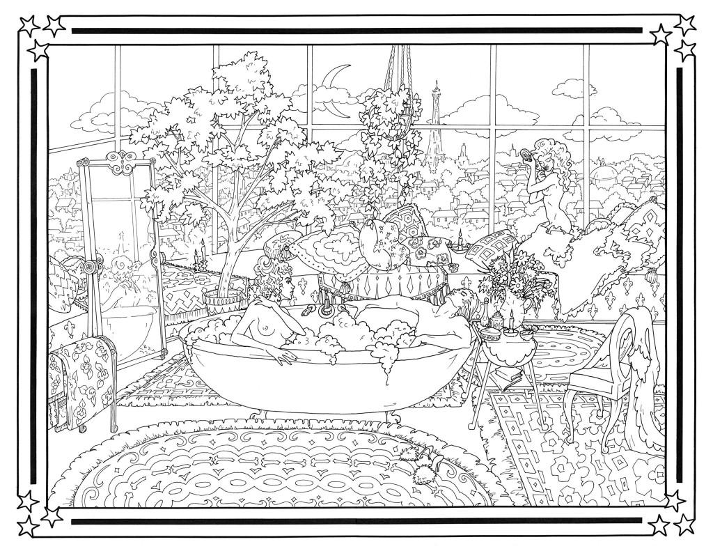Outlander coloring book the cobalt jade website Outlander Coloring Pages Printable Wedding Coloring Pages The Tudors Coloring Pages